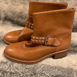 NWOT brand New Coach Booties! size 7/7.5 gorgeous!